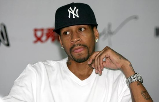 JUDGE TO ALLEN IVERSON: BAD DAD! 'Left Young Daughters in Hotel Room With Strange Men'