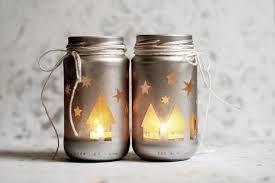 Znalezione obrazy dla zapytania świąteczne lampiony ze słoików