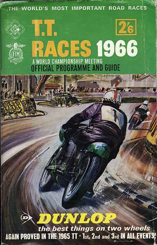 At one time, the Isle of Man TT was the biggest race in the world. That motorcycles are still raced there is both amazing and frightening.