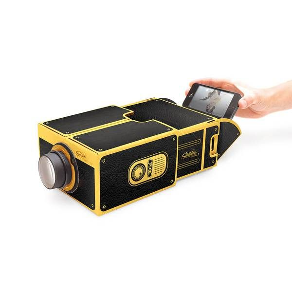 Luckies Of London Smartphone Projector