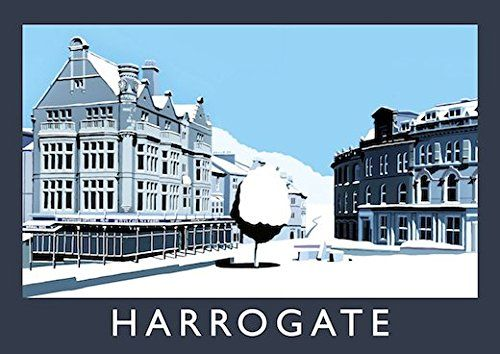 Harrogate in Snow Art Print (A3) Chequered Chicken https://www.amazon.co.uk/dp/B01EG27AOG/ref=cm_sw_r_pi_dp_Cp2nxb3712ESB