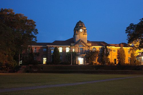 University of KwaZulu-Natal Old Main Building, Pietermaritzburg Campus by Kleinz1, via Flickr