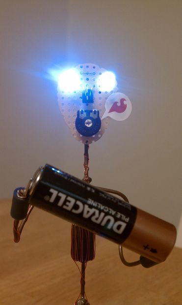 Picture of Joel the joule thief