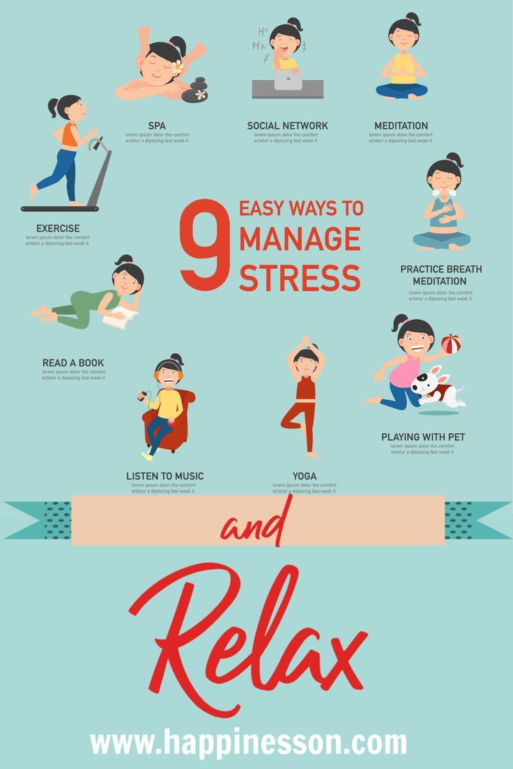 Find out how to deal with stress by using effective stress