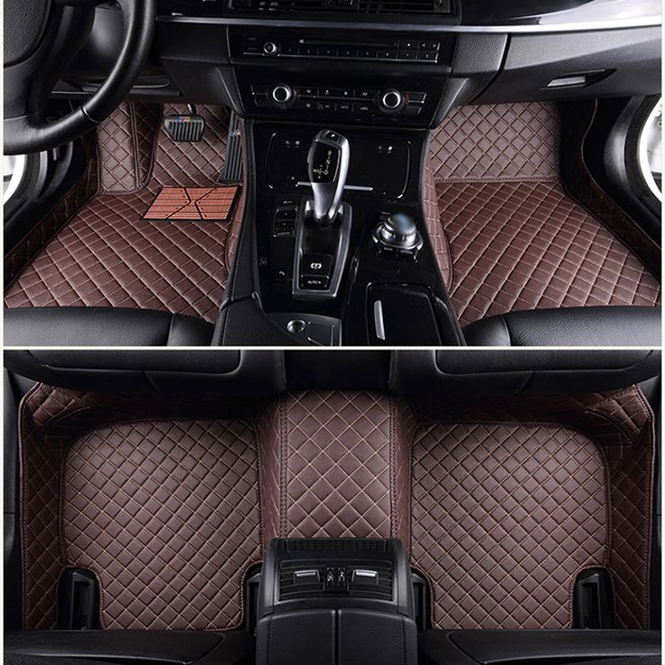 Custom Fit Auto Foot Mats Floor Carpet Pad For Acura TSX