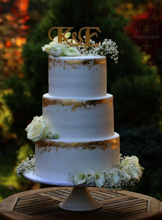 41++ Elegant wedding cake designs 2018 inspirations