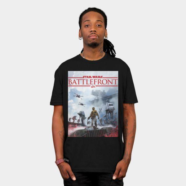 Battlefront Star Destroyer T-Shirt - Star Wars T-Shirt