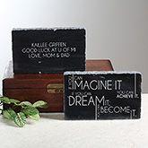 Make the graduation memories live forever with the Secrets of Success Personalized Keepsake. Find the best personalized graduation gifts at PersonalizationMall.com