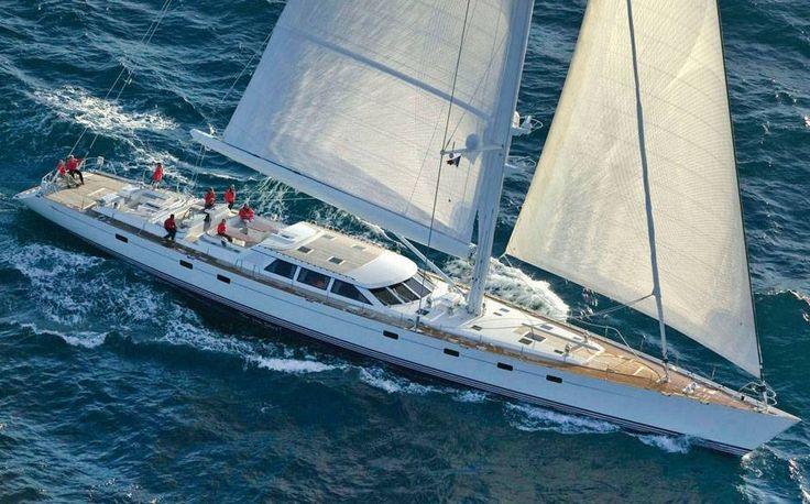 Winter superyacht charter   www.kingdom-london.com