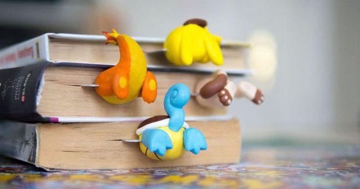 Bookmarks shaped like Pokémon butts are now an available product by http://mashable.com/2016/08/09/pokemon-butt-bookmarks/#7x1GIhARfsqw