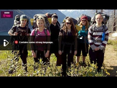 Extreme OCD Camp Episode 1 BBC documentary 2013  journey to the American wilderness - YouTube