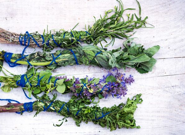 Zielony Zagonek » Herbal incense sticks - a way of insects