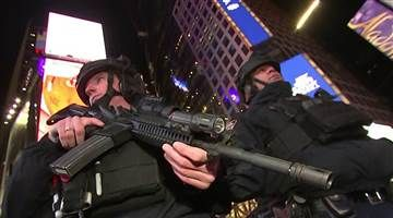 In the wake of the recent attempted suicide bombing in New York City and the Las Vegas hotel shooting, the New York Police Department announced new steps to protect people in Times Square on New Year's Eve.