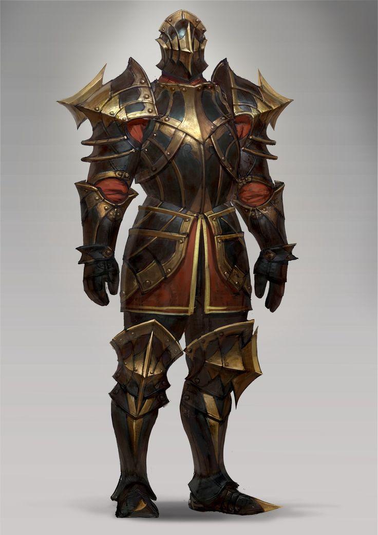 armor3, sueng hoon woo on ArtStation at https://www.artstation.com/artwork/1Nam3