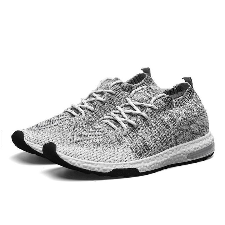 2018 Casual Athletic Outdoor Running Walking Flexible Slip-on Sneaker Shoes