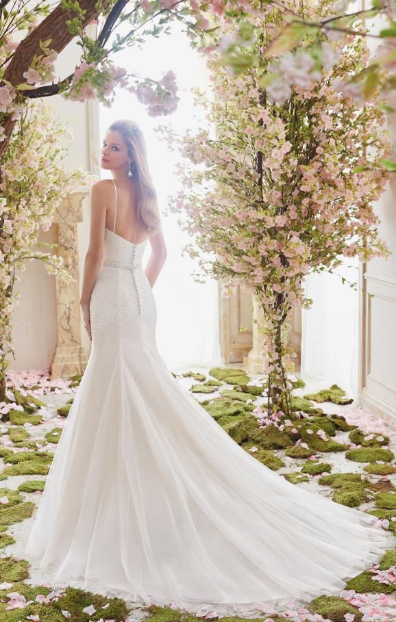 Robe de Mariée 6835 collection Voyage | Just Married France