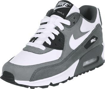 huge selection of 64343 1dbc4 Der Nike Air Max 90 Youth GS Schuh kommt hier ja mal richtig erwachsen  daher! nike air max 90 gr 35 ...