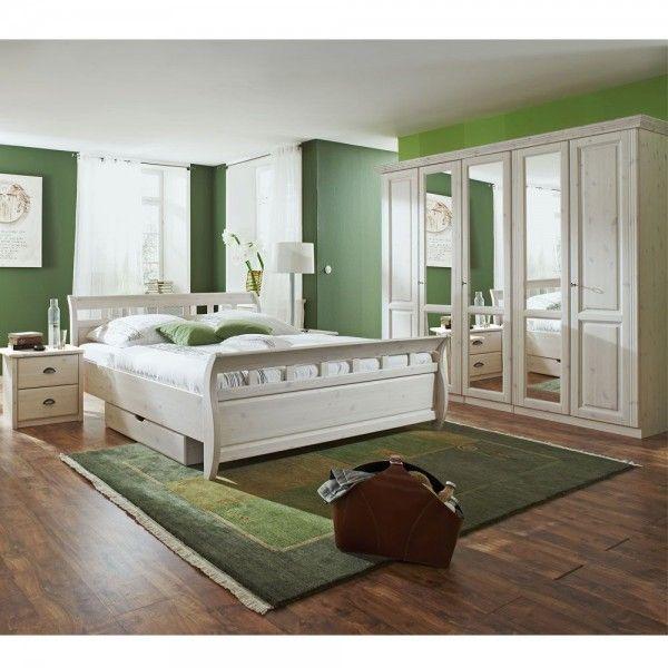 nett landhausstil schlafzimmer wei - Schlafzimmer Wei Landhausstil