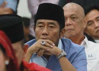 Tolak Dukung Ahok, Akankah Lulung Mundur dari PPP?