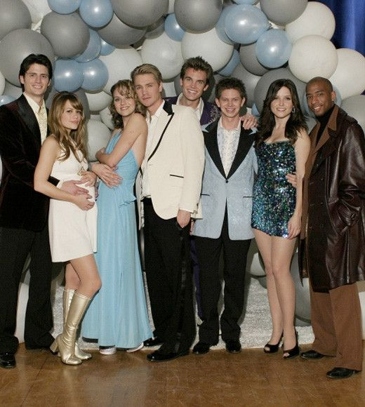 Prom night for One Tree Hill