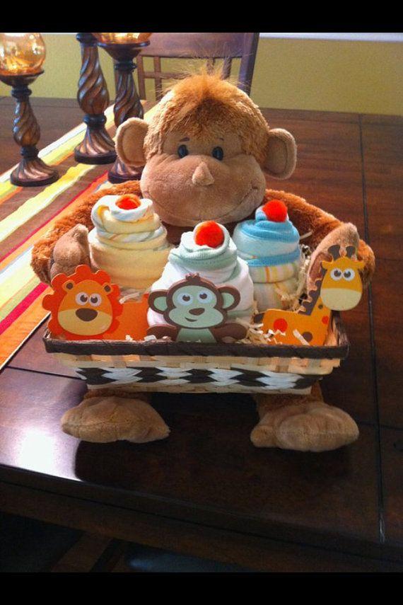 Cupcakes Gift Basket