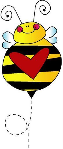 Imprimir imagenes infantiles abejas-Imagenes y dibujos para imprimir