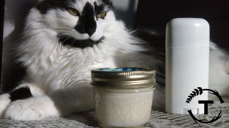 Recette de déo DIY vraiment easy avec seulement trois ingrédients de votre garde manger!