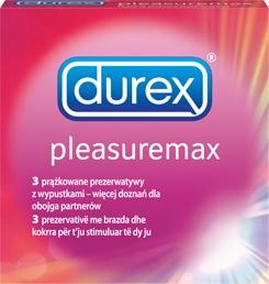 #Durex Pleasuremax
