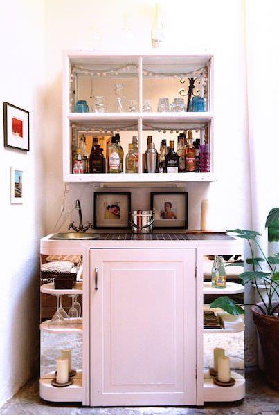 Bespoke handmade bar