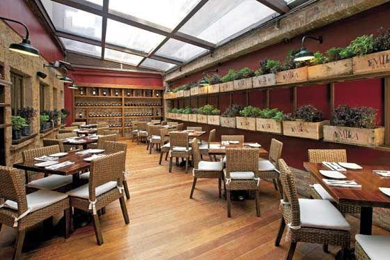 emilia romagna restaurante bogota - great italian in zona g