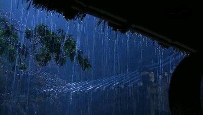 Gif de chuva