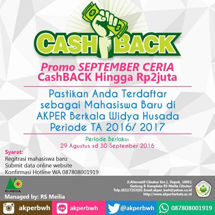 Daftarkan segera #akper #akperberkala #akperbwh #rsmeilia #cibubur #depok #cileungsi #bekasi #bogor #jakarta #tangerang #indonesia