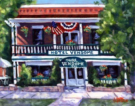 Linne Thomas Artist Prescott Arizona Chicago Az