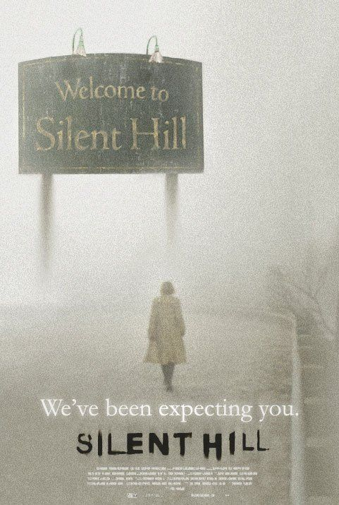2006 - Silent Hill -- Based on the popular horror game, Radha Mitchell (Man on Fire) and Sean Bean (National Treasure) star in this action thriller about a town possessed by the damned and a mother who must survive it in order to save her forsaken daughter.♥♥♥