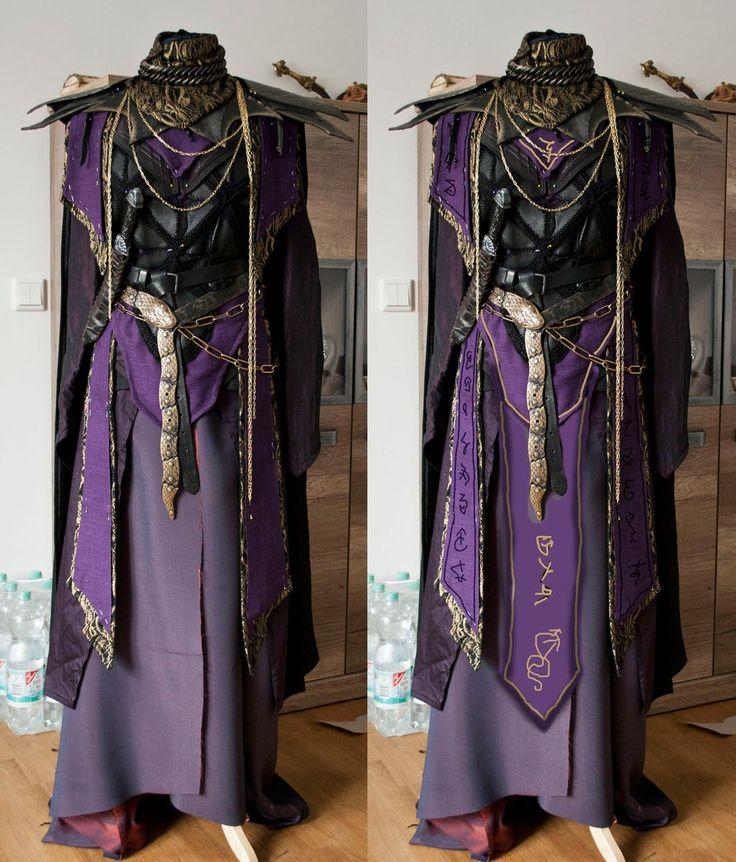 Магическая одежда картинки внешнему