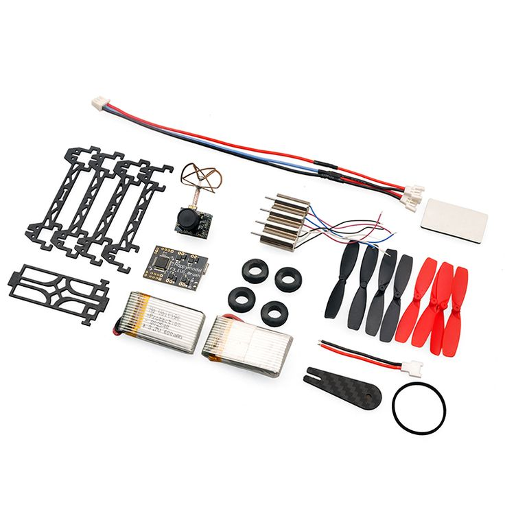 Eachine Tiny QX80 80mm Micro FPV Racing Quadcopter PNP Based On F3 EVO Brushed Flight Controller