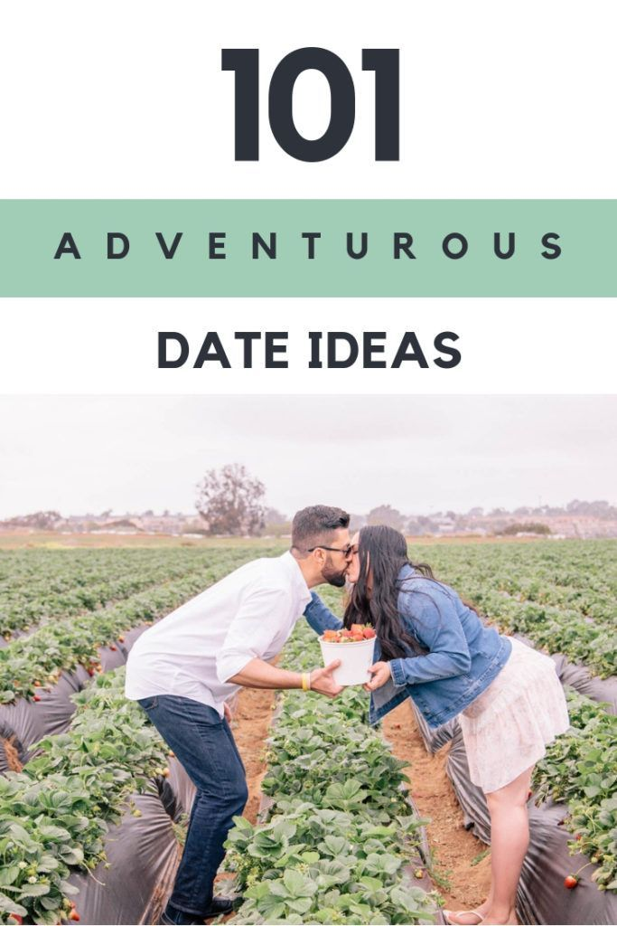 adventurous dating ideas