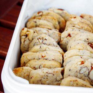 Schweizer Nusstaler Kekse Cookies