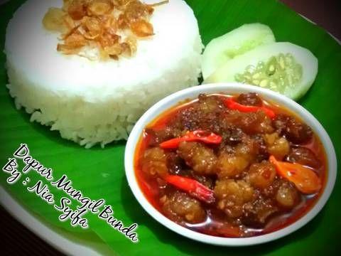 Resep Oseng Oseng Mercon Oleh Nia Syifa Cookpad Makanan Enak Makanan Dan Minuman Resep Masakan
