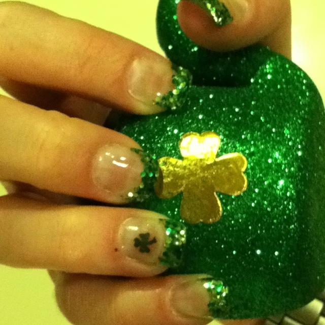 Mejores 28 imágenes de Christmas Nails en Pinterest | Uñas de ...