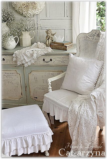 236 besten shabby chic m bel bilder auf pinterest wohnideen betten und bettw sche. Black Bedroom Furniture Sets. Home Design Ideas