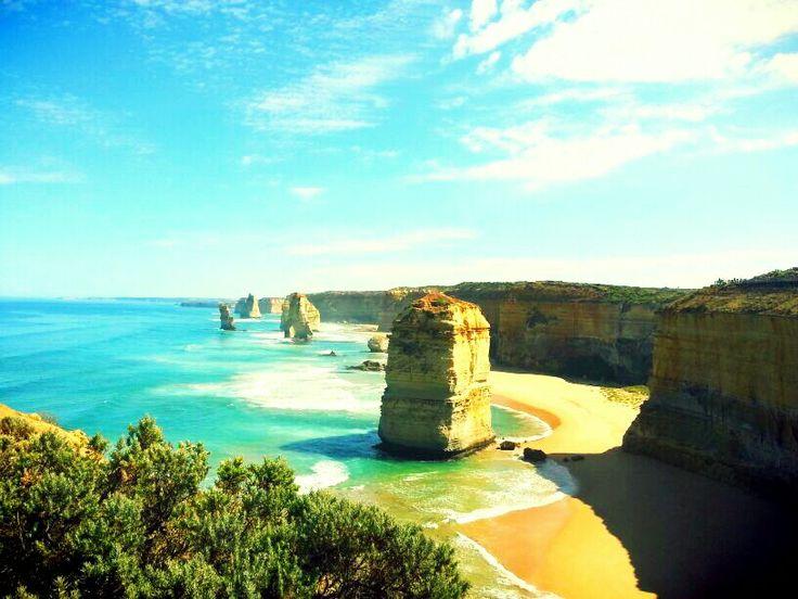Great Ocean Road, the 12 apostles