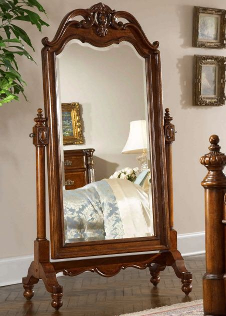 Victorian Manor Panel Bed | Traditional Bedroom Furniture Set by Liberty Furniture - 4 PC Victorian Manor Panel Bedroom Furniture Set by Liberty Furniture - DC