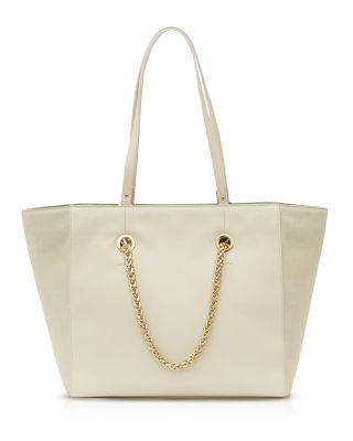 REISS Tote - Cherry Chain Handle | Bloomingdale's