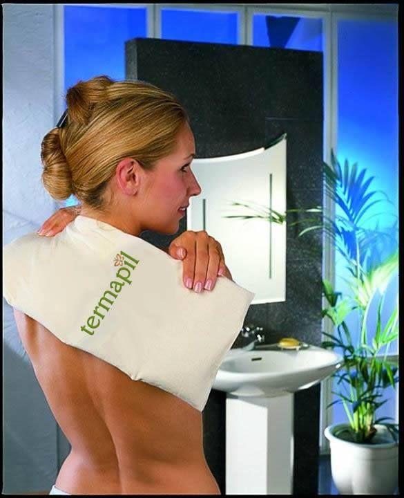 TERMAPİL SICAK KULLANIM Sıcak Uygulamanın İnsan Sağlığına Faydaları: Ağrıyı geçirmek (Analjezik) Kas spazmını çözmek (Antispazmatik) Yorgunluğu gidermek (Sedasyon) Kan Romatizma ağrıları, omuz ve sırt ağrıları, kireçlenme ağrıları, regl ağrıları (adet sancısı), karın ve mide ağrıları, fibromiyalji, böbrek ağrıları, el ayak üşümesi, gaz sancısı, eklem ağrıları, kas tutulması, boyun fıtığı ve boyun ağrısı, bel ağrıları (lumbago), yorgun ve ağrıyan ayaklarda..