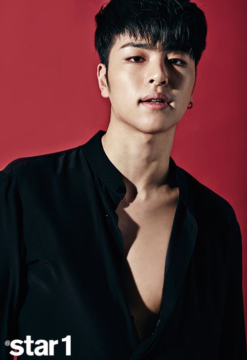 54 Best Ikon Junhoe Images On Pinterest Ikon Junhoe