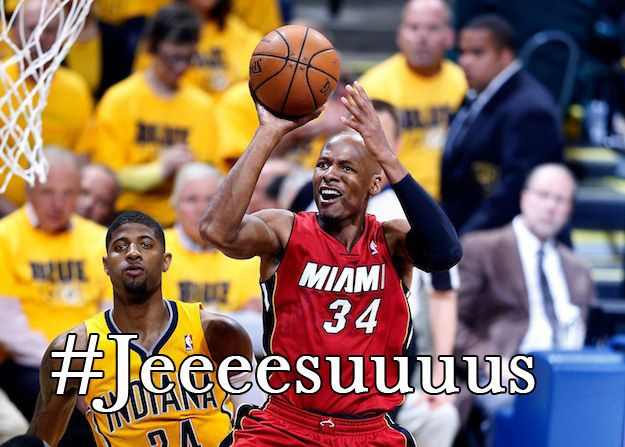 21 Suggested Hashtags For The 2014 NBA Playoffs