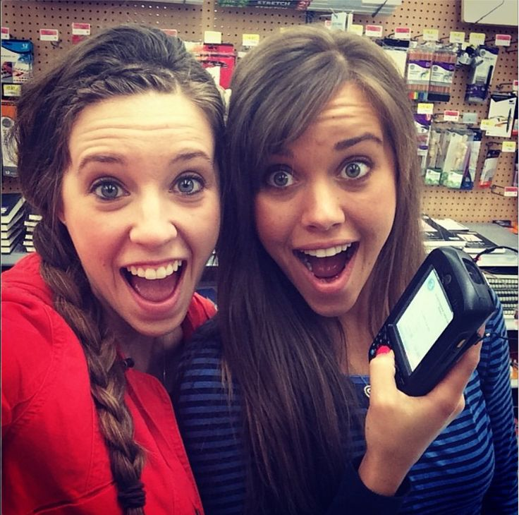19 And Counting Wonderful Wavy Hairstyles From The Duggars