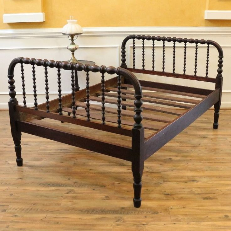King Bed Rails Wood