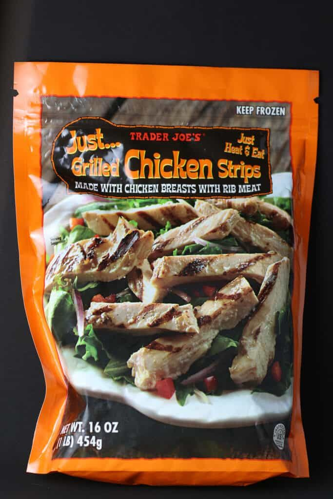 Easy recipes with precooked chicken strips